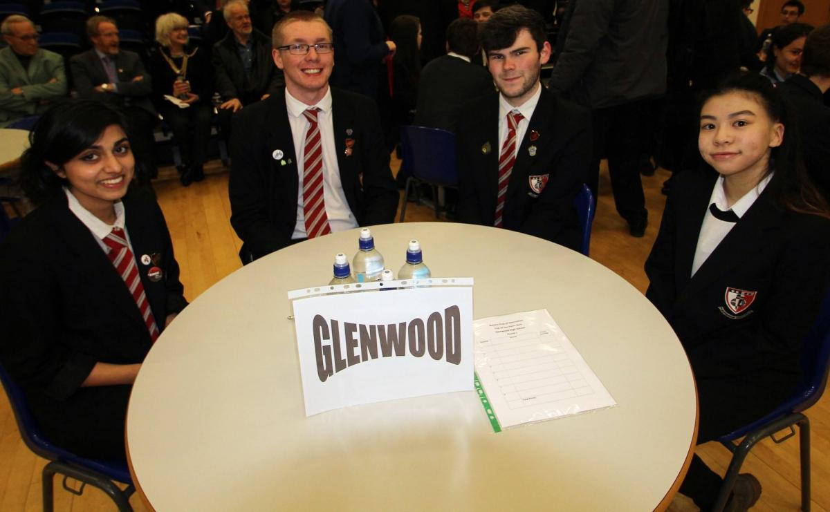 Top of the Form 2017 - Glenwood
