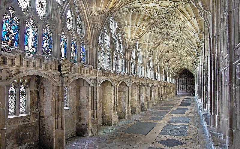 Visit to Gloucester Cathedral -