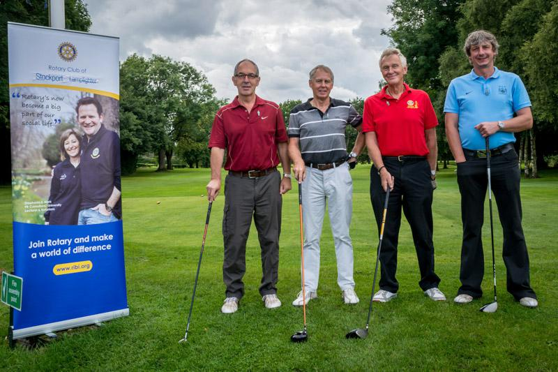 Charity Golf Competition - 3 Docs and a Ringer.