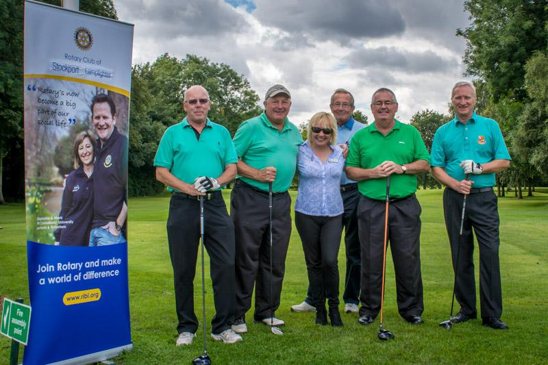 Charity Golf Competition - Boothstown Rats.