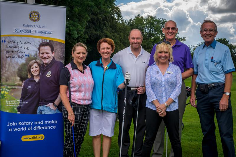 Charity Golf Competition - Eclectic Mix.