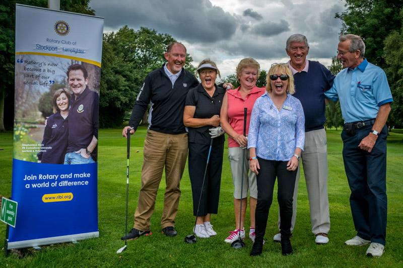 Charity Golf Competition - Jowsey's Jesters.