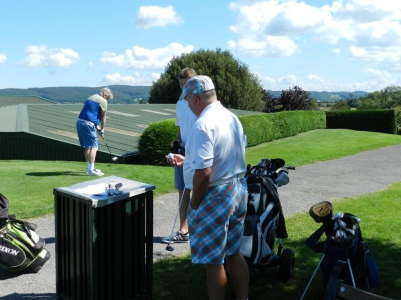 Charity Golf Day ~ Selection of Event Photos - Golf Day 2015 12a