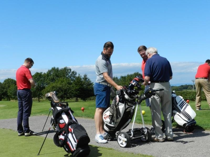 Charity Golf Day ~ Selection of Event Photos - Golf Day 2015 4
