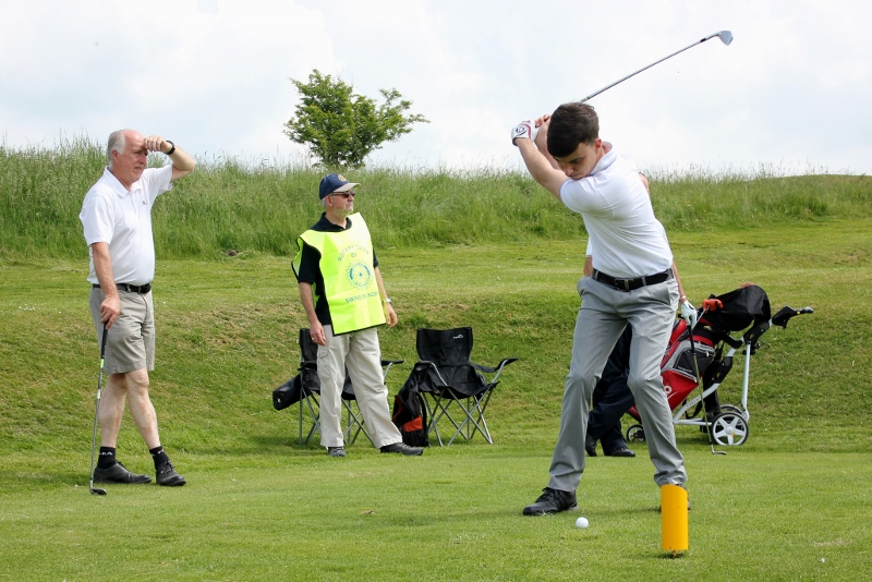 Charity Golf Day raises £2,500 for Inner Flame - Golf2016 02