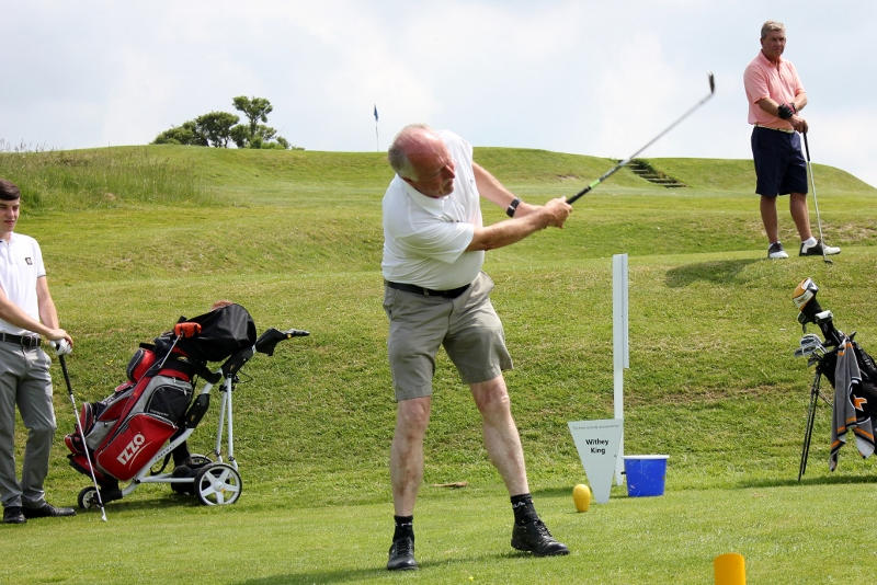 Charity Golf Day raises £2,500 for Inner Flame - Golf2016 03