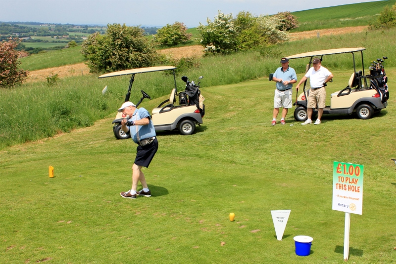 Charity Golf Day raises £2,500 for Inner Flame - Golf2016 04