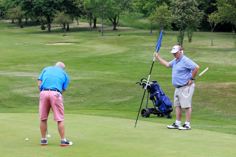 Charity Golf Day raises £2,500 for Inner Flame - Golf2016 08