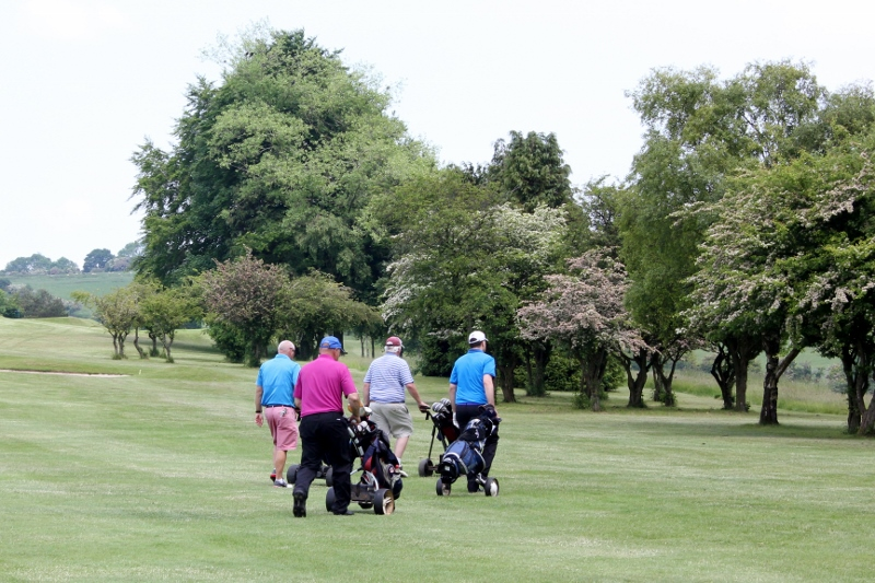 Charity Golf Day raises £2,500 for Inner Flame - Golf2016 09