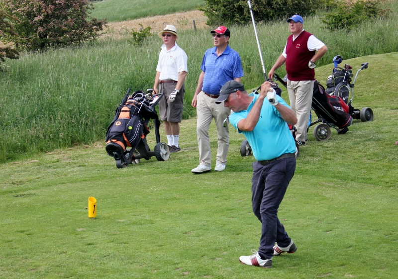 Charity Golf Day raises £2,500 for Inner Flame - Golf2016 10