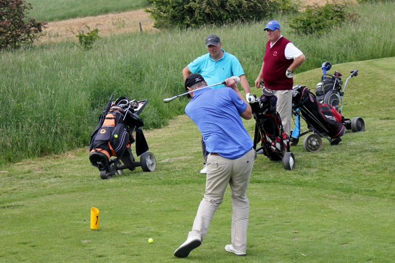 Charity Golf Day raises £2,500 for Inner Flame - Golf2016 11