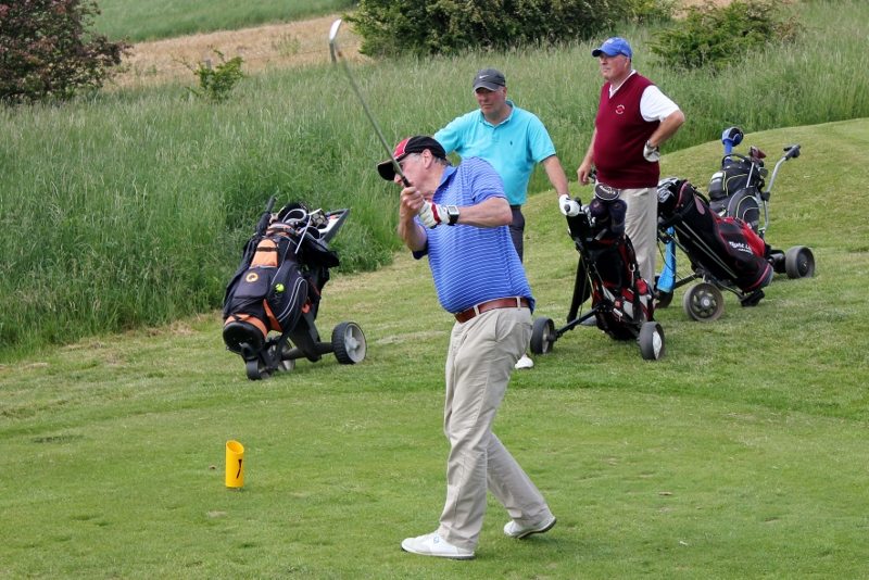 Charity Golf Day raises £2,500 for Inner Flame - Golf2016 12
