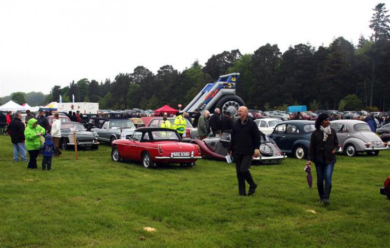 2014 Crathes Rally Photo Gallery - Ground Scene 1 (Small)