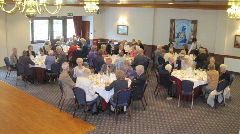 Guest Lunch 2014 -