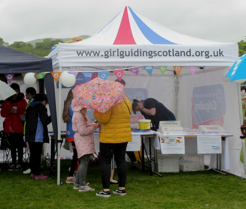Penicuik in the Park on 25th May 2019 - Guides