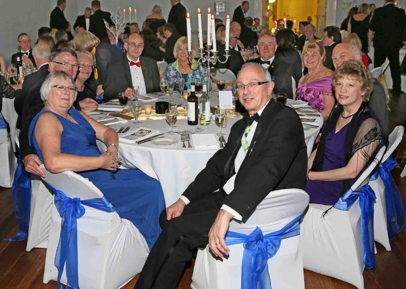 Photos of the 85th Dinner - H&W G TRotary 85th @ Shire Hall 2016--adj   (64)