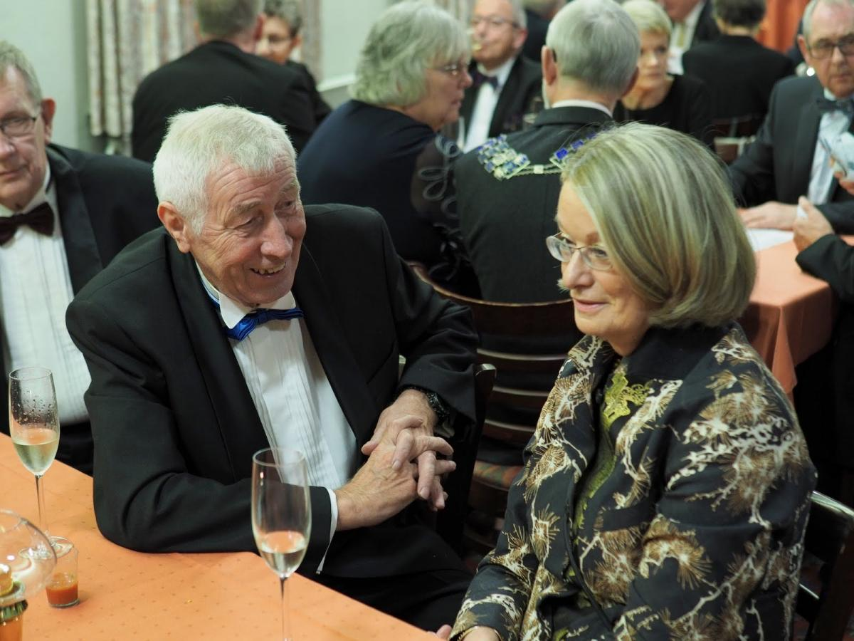 Toftlund Rotary Club Jubilee Celebrations (Sept 2017) - HA280193