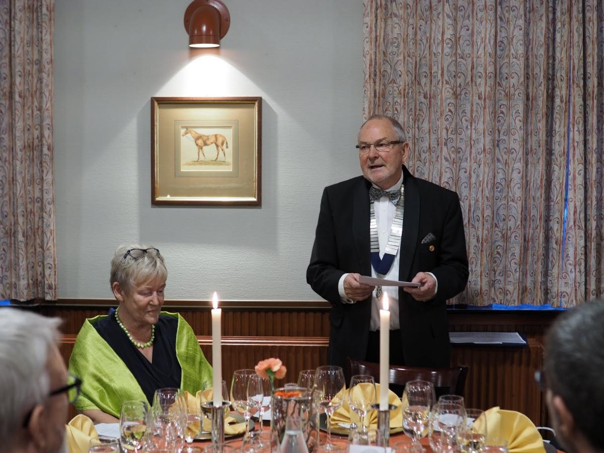Toftlund Rotary Club Jubilee Celebrations (Sept 2017) - HA280204