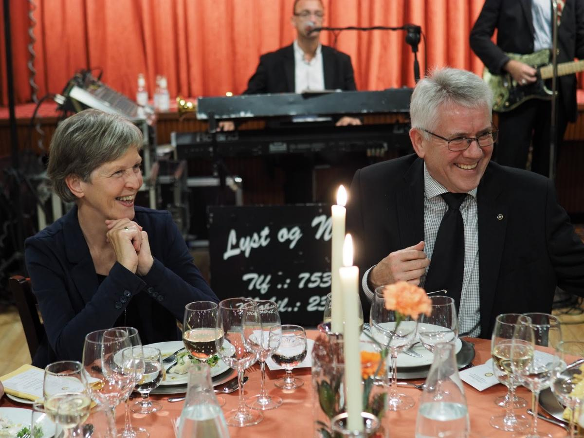 Toftlund Rotary Club Jubilee Celebrations (Sept 2017) - HA280277
