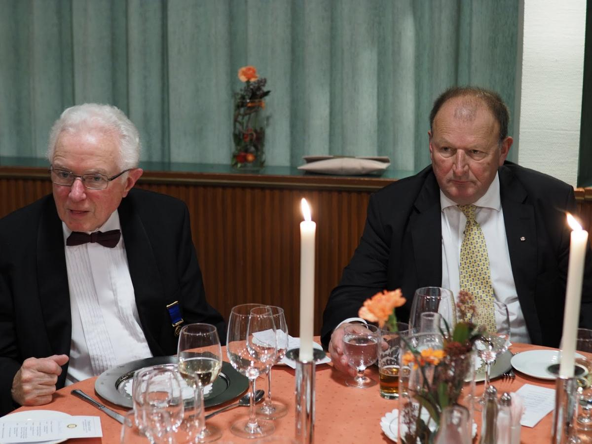 Toftlund Rotary Club Jubilee Celebrations (Sept 2017) - HA280288