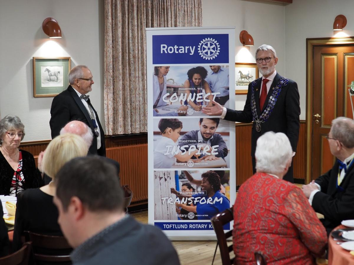 Toftlund Rotary Club Jubilee Celebrations (Sept 2017) - HA280305