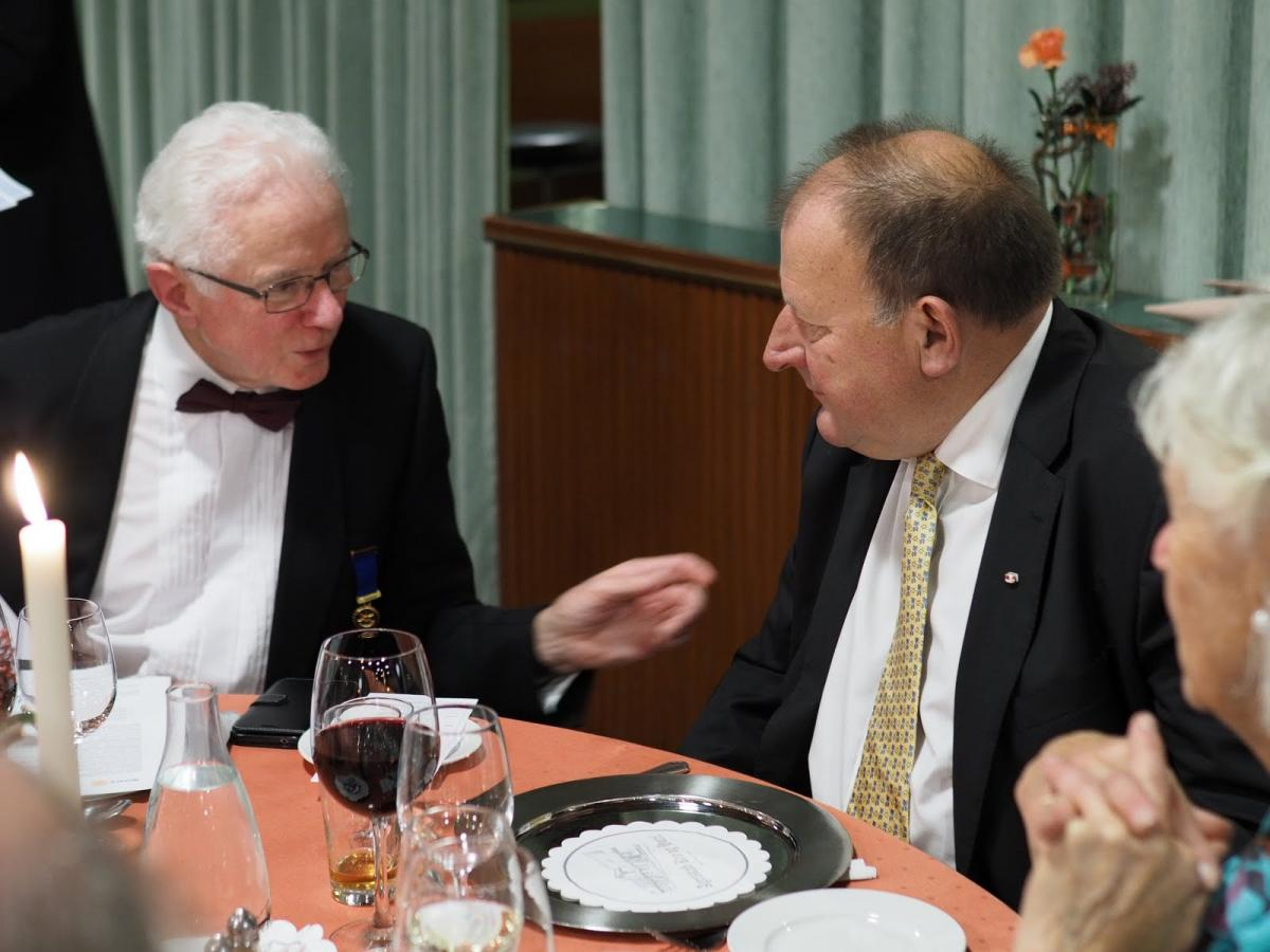 Toftlund Rotary Club Jubilee Celebrations (Sept 2017) - HA280328