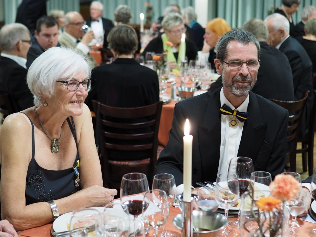 Toftlund Rotary Club Jubilee Celebrations (Sept 2017) - HA280446
