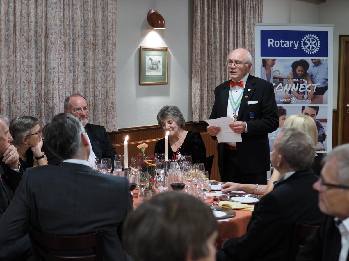Toftlund Rotary Club Jubilee Celebrations (Sept 2017) - HA280468