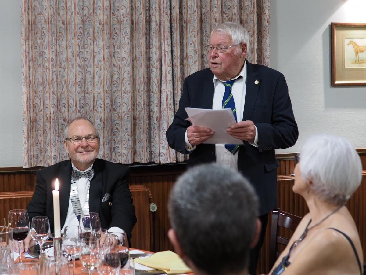 Toftlund Rotary Club Jubilee Celebrations (Sept 2017) - HA280475