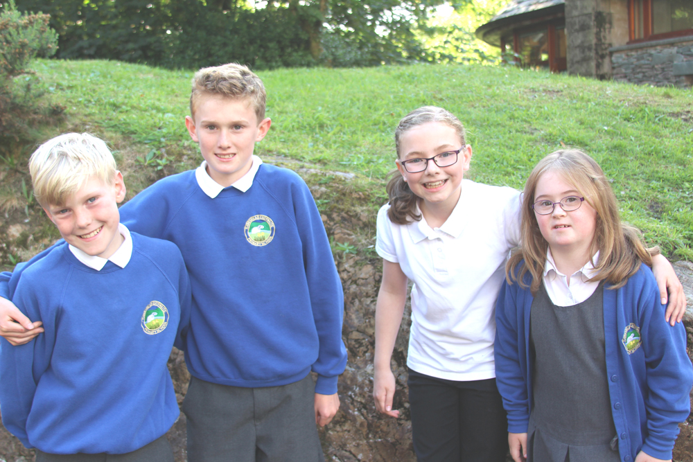 Quiz Kids - Primary School Quiz Competition - Hawkshead School Team A