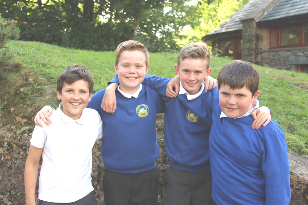 Quiz Kids - Primary School Quiz Competition - Hawkshead School Team B