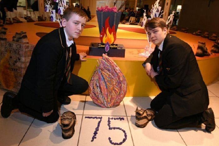 Holocaust Memorial Day -