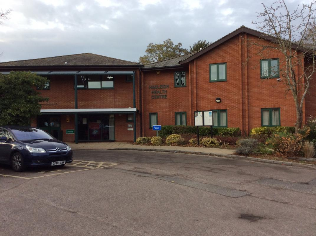Hadleigh pictures - Hadleigh Health Centre
