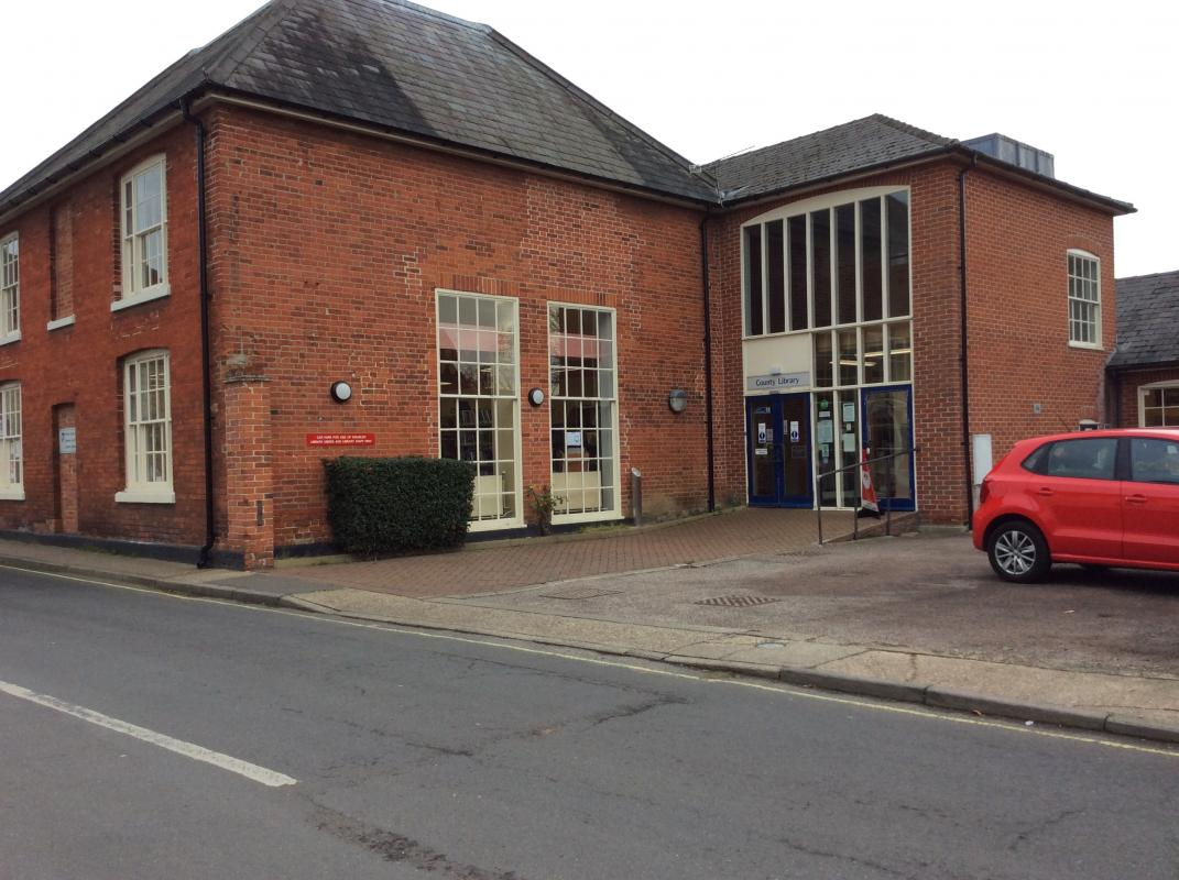 Hadleigh pictures - Hadleigh Library