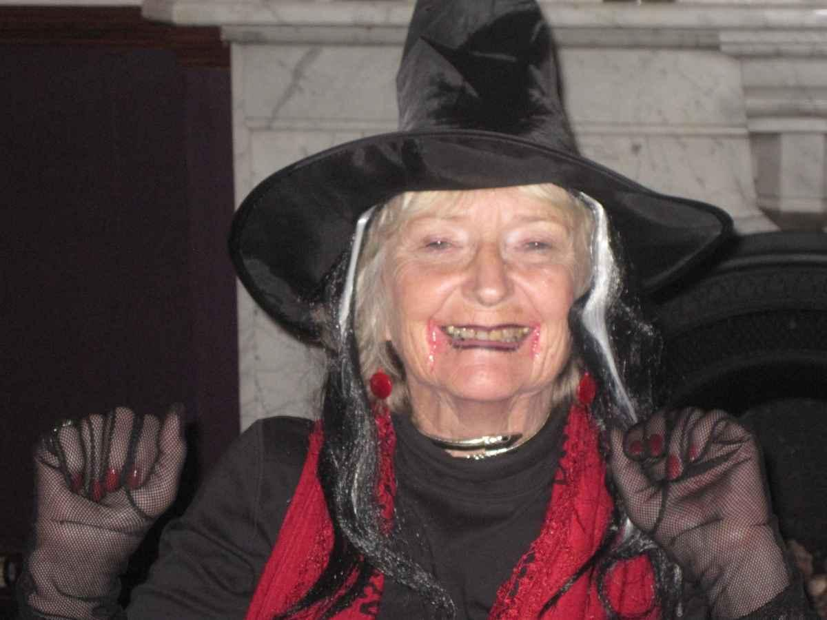 All Hallows Eve (almost) - That spell must have worked then !