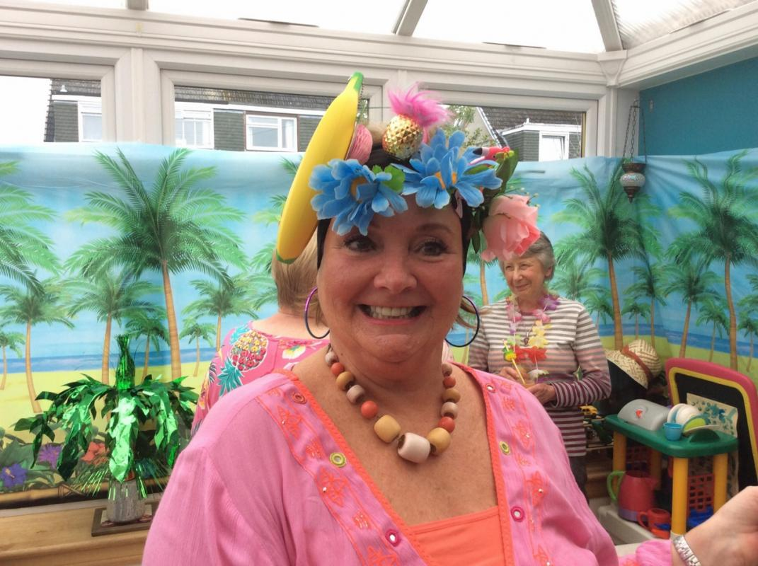 Pilates of the Caribbean - Photos taken at Caribbean themed get together on Sunday 3rd June.
