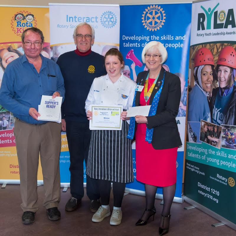 Regional Young Chef of the Year Final -