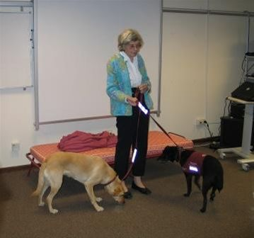 Hearing Dogs for the Deaf -