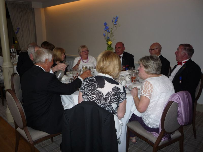 Presidents Night 2016 at Headlam Hall - Hedlam Hall 2016 09