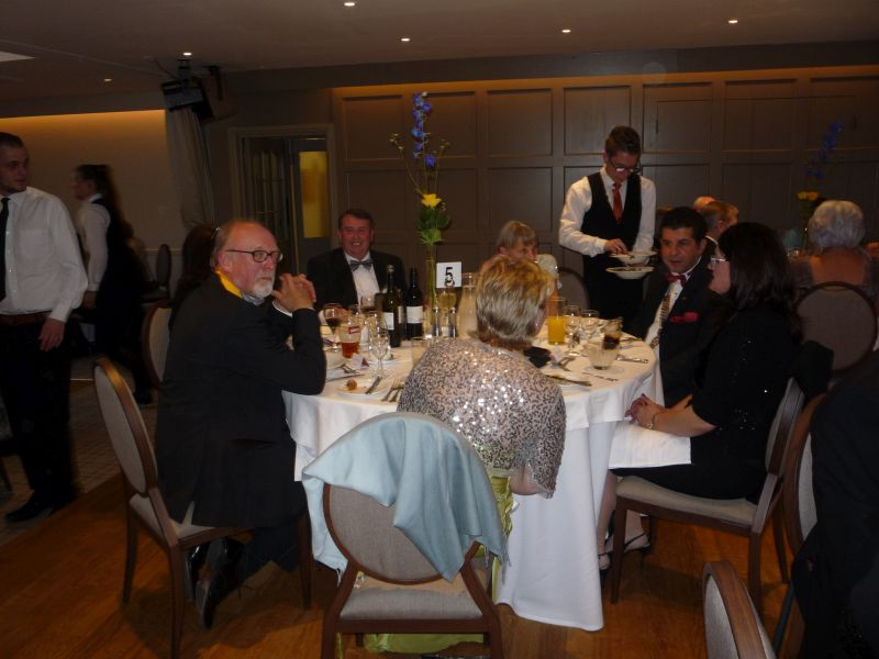 Presidents Night 2016 at Headlam Hall - Hedlam Hall 2016 17