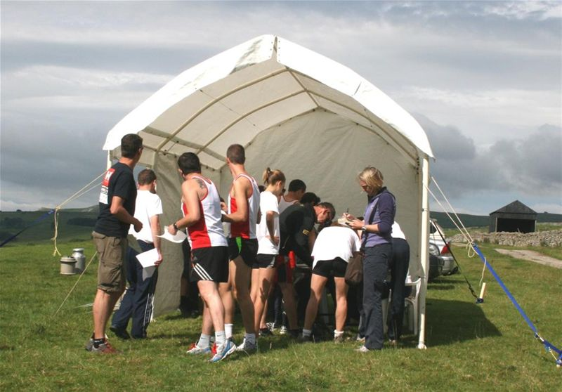 James Herriot Country Trail Run 2010 Report - Registration
