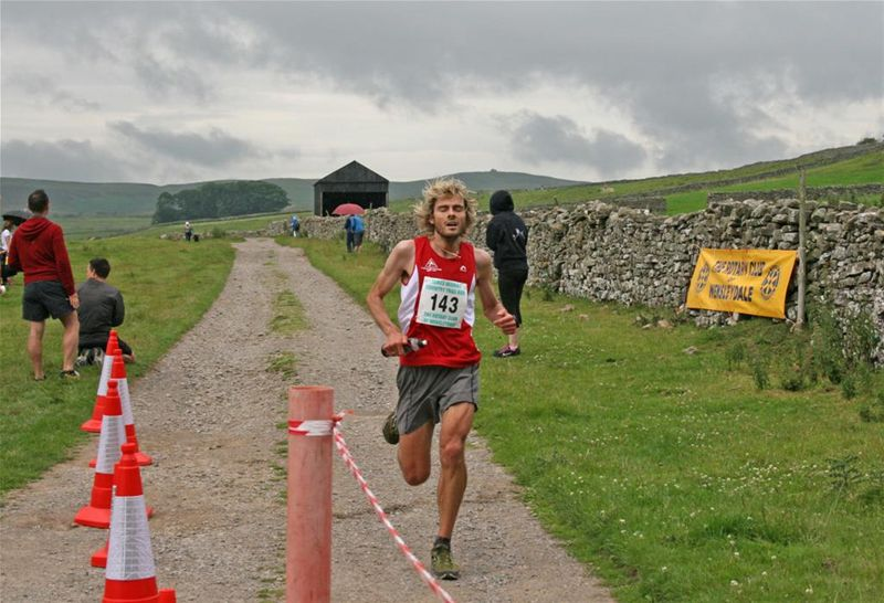 James Herriot Country Trail Run 2010 Report - Lewis Banton is 4th