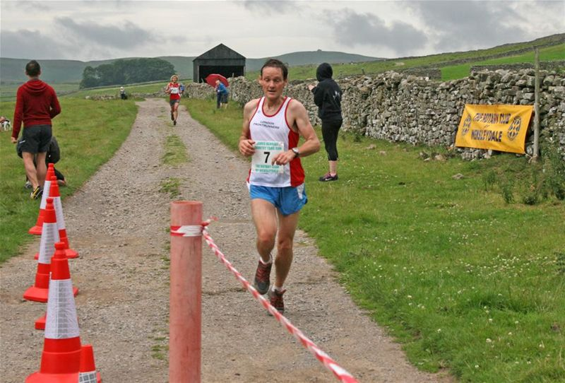 James Herriot Country Trail Run 2010 Report - Mark Forrest comes third