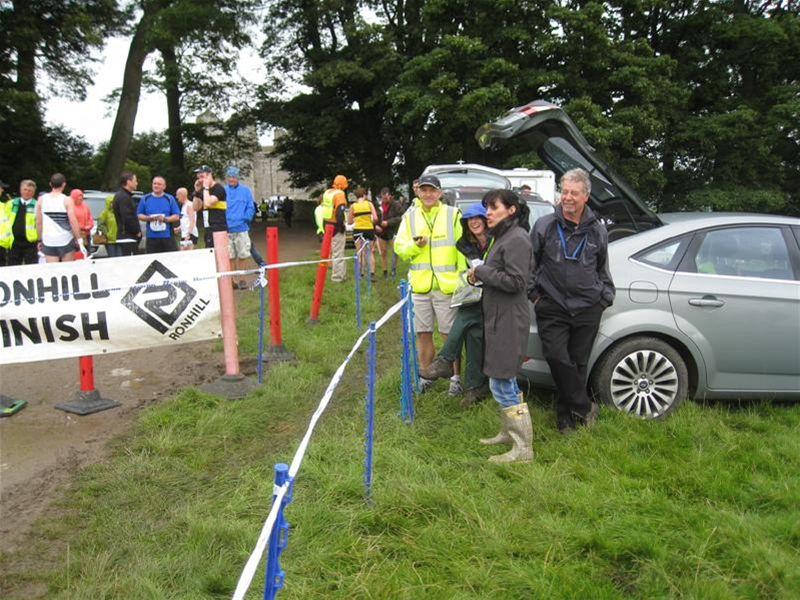 Herriot Run 2009 Report -