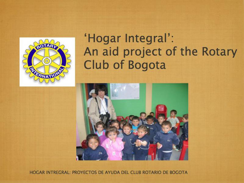 Bogota Appeal in Pictures -