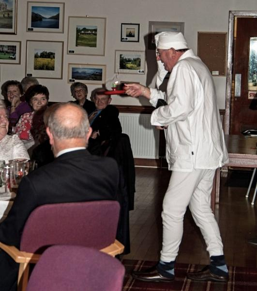 Burns Night at the Rotary - Colin Hunter