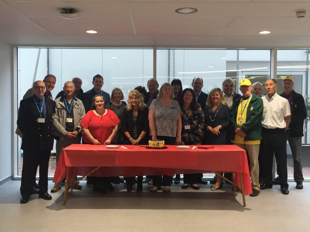 Recent Events - Visit to Hospital Radio Open Day