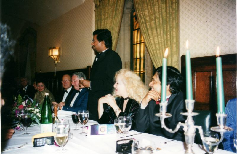 Club History - Following the Rotary Grace and Rotary Toast