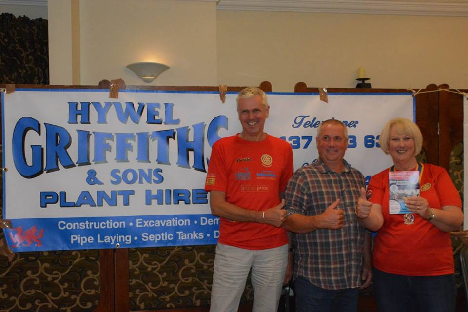 FEEDBACK FROM A SUCCESSFUL CHAMPIONSHIP - HywelGriffithsSponsor
