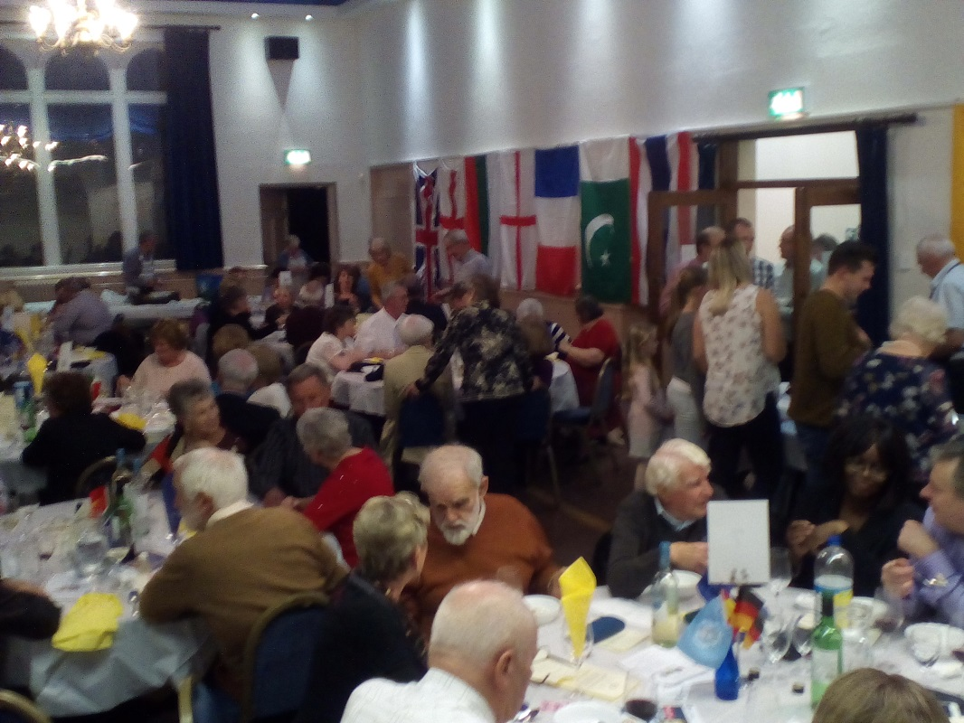 International Cuisine Evening at The Laverton in Westbury - ICE 2017 1